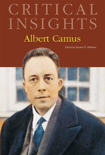 9781587658259: Albert Camus (Critical Insights)
