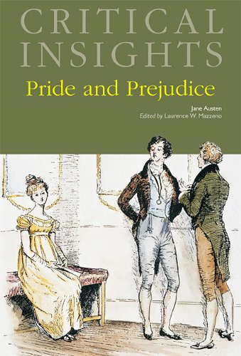 Pride and Prejudice (Critical Insights): Jane Austen