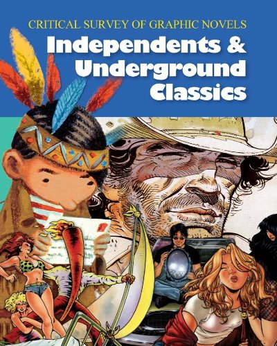 9781587659539: Critical Survey of Graphic Novels: Independent and Underground Classics-Volume 3