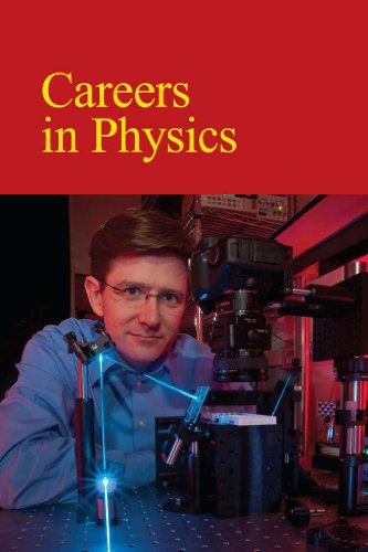 9781587659928: Careers in Physics: Print Purchase Includes Free Online Access (Careers Series)