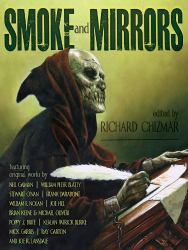 SMOKE AND MIRRORS: Chizmar, Richard.