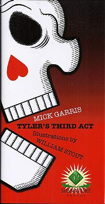 Tyler's Third Act: Mick Garris