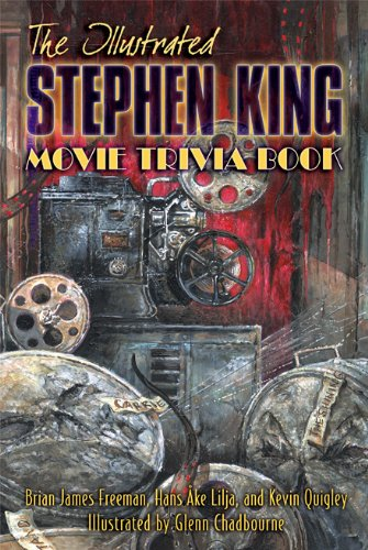 9781587673115: The Illustrated Stephen King Movie Trivia Book