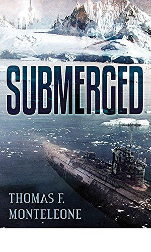 Submerged (BRAND NEW PRISTINE HARDCOVER)--LIMITED SIGNED ED.
