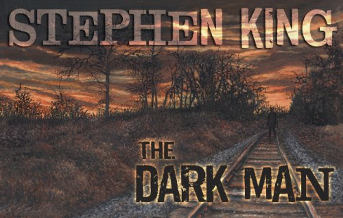 9781587674211: The Dark Man: An Illustrated Poem
