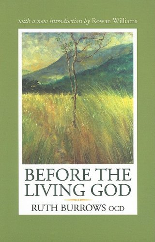 Before the Living God: Ruth Burrows