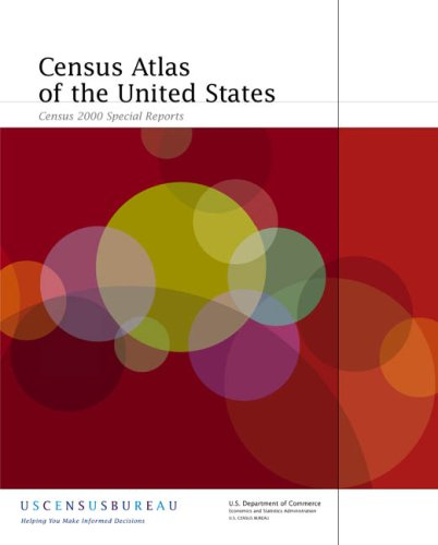 Census Atlas of the United States: Trudy A. Suchan,