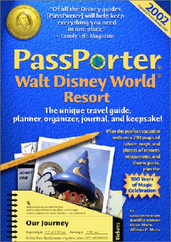 9781587710025: Passporter Walt Disney World Resort 2002: The Unique Travel Guide, Planner, Organizer, Journal, and Keepsake (Passporter Travel Guides)