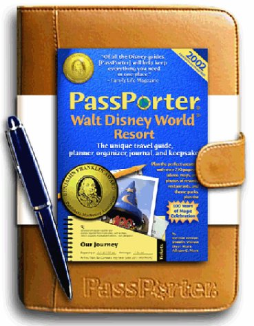 9781587710032: Passporter Walt Disney World 2002 Deluxe Edition: The Unique Travel Guide, Planner, Organizer, Journal, and Keepsake (Passporter Travel Guides)