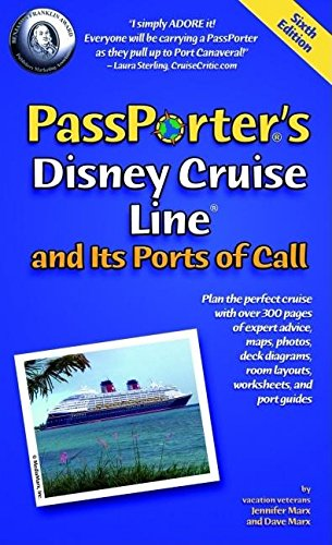 9781587710551: PassPorter's Disney Cruise Line and Its Ports of Call 2008