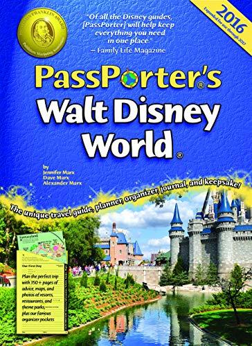 9781587711541: PassPorter's Walt Disney World 2016