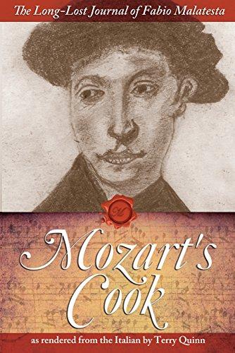 9781587761935: Mozart's Cook: The Long-Lost Journal of Fabio Malatesta