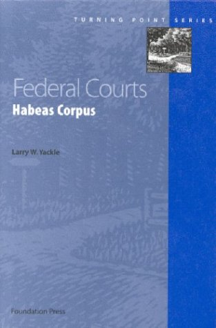 9781587785061: Federal Courts: Habeas Corpus (Turning Point)