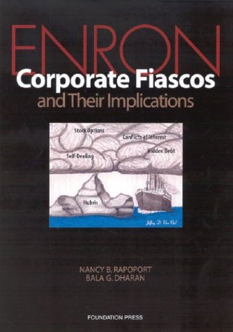 9781587785788: Enron: Corporate Fiascos and Their Implications (Reader)