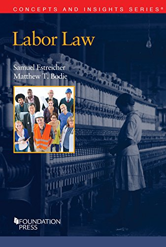 Labor Law 2004 (1587787164) by Estreicher, Samuel