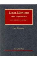 9781587787652: Legal Methods (University Casebook Series)