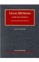 9781587787652: Legal Methods (University Casebook Series)