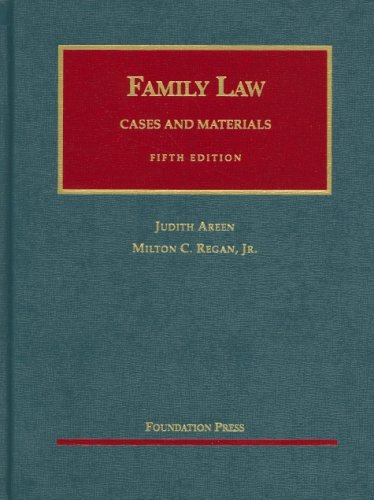 9781587788772: Cases And Materials on Family Law