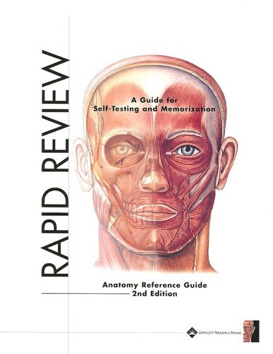 Rapid Review : Anatomy Reference Guide: Anatomical Chart Company