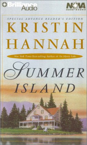 9781587883026: Summer Island (Nova Audio Books)