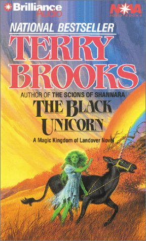 "The Black Unicorn "" Signed "": Brooks, Terry"