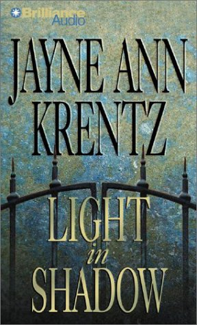 9781587887079: Light in Shadow (Krentz, Jayne Ann. Whispering Springs Novel.)
