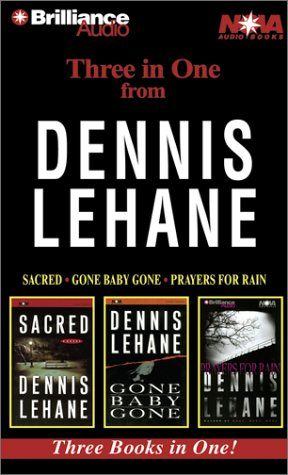 9781587887512: Dennis Lehane Collection: Sacred, Gone Baby Gone, Prayers for Rain