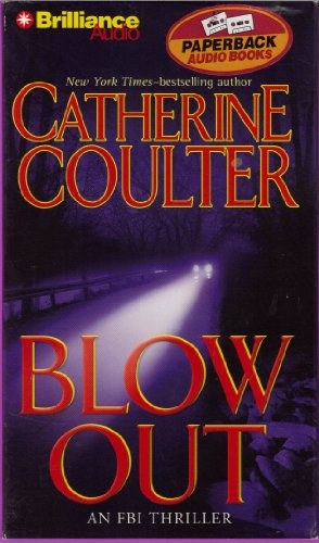 Blowout (FBI Thriller): Coulter, Catherine