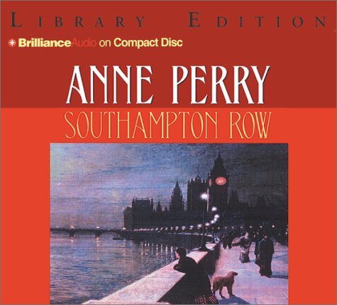 Southampton Row (Charlotte and Thomas Pitt) (158788917X) by Anne Perry