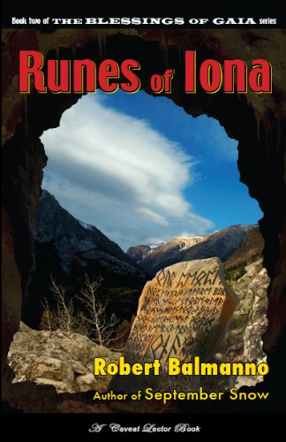Runes of Iona (Book two of The: Robert Balmanno
