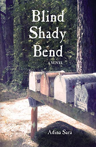 9781587903281: BLIND SHADY BEND A Novel