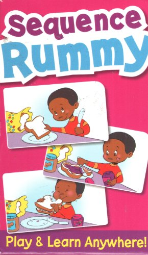 9781587920424: Sequence Rummy Puzzle Cards (Trend's Challenge Cards series)