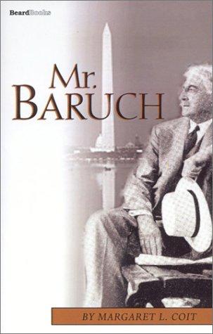 9781587980213: Mr. Baruch