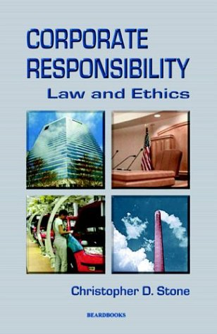 9781587982255: Corporate Responsibility: Law and Ethics