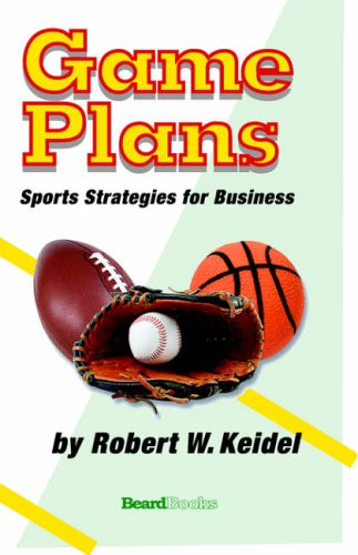 9781587982866: Game Plans: Sports Strategies for Business