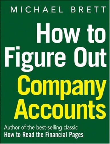 9781587990335: How to Figure Out Company Accounts