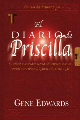 9781588022431: Diario de Priscilla (Spanish Edition)