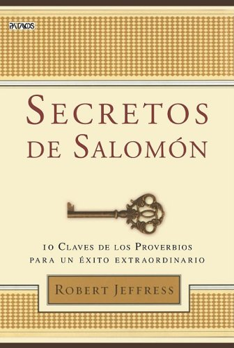 Secretos de Salomon (Spanish Edition): Robert Jeffress