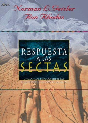 9781588022714: Respuesta a la sectas (Spanish Edition)