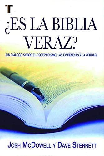 9781588026903: Es la Biblia veraz? (Spanish Edition)