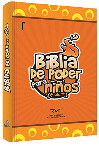 9781588027238: Biblia De Poder Para Niños - Tapa Dura/reina Valera Contemporanea