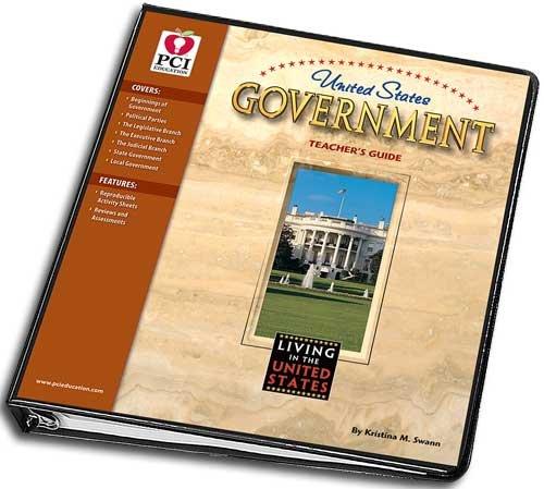 9781588043382 united states government teacher print binder