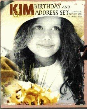 9781588050571: KIM Anderson Birthday and Address Set