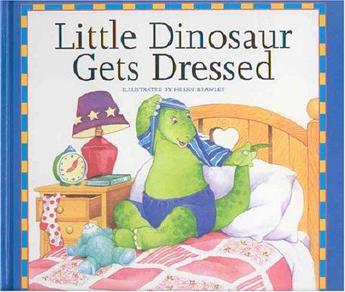 9781588050816: Little Dinosaur Gets Dressed