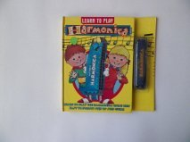 Learn To Play Harmonica/ My First Harmonica