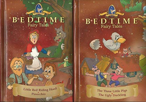9781588052742: Bedtime Fairy Tales... Little Red Riding Hood..Pinocchio (Bedtime fairy tales, volume 2)