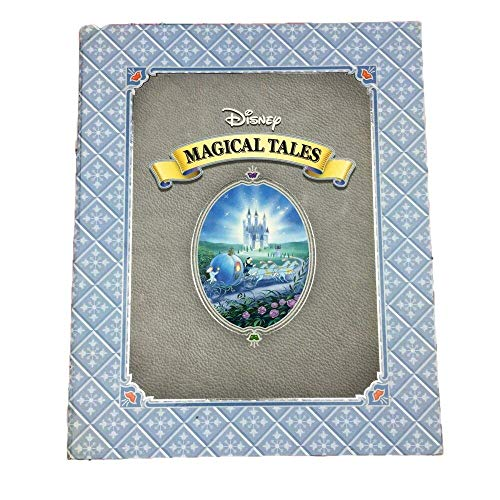 Disney Magical Tales Boxed Set Enchanted Tales & Charming Tales.16 Stories