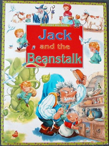 Jack and the Beanstalk; BIG BOOK with: Macon, Jeff &