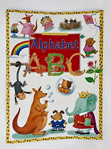 9781588058089: Alphabet ABC (My First Big Book)