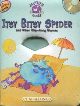 Itsy Bitsy Spider (Clap-Along Books): n/a